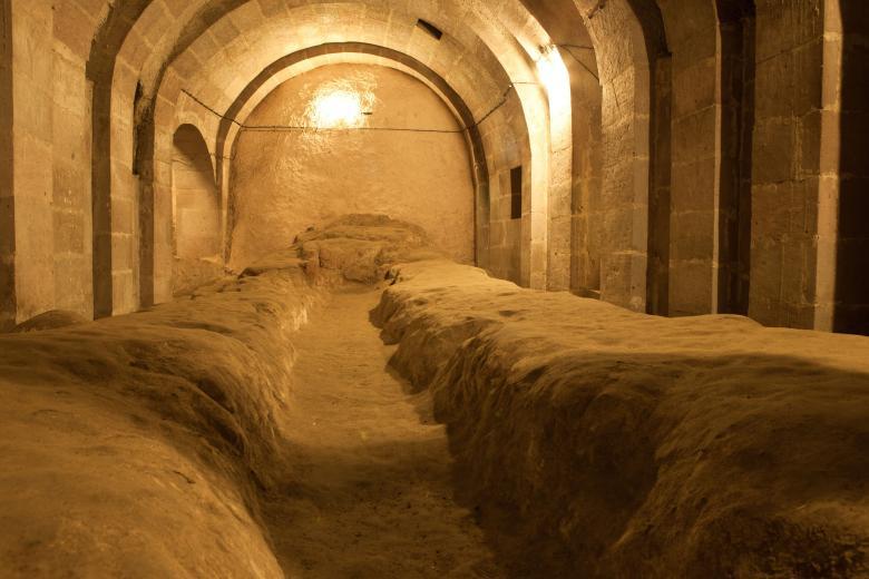 Derinkuyu-Underground-City-Cappadocia-Turkey