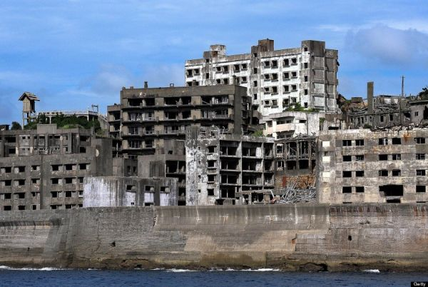 Hashima - Place To Visit