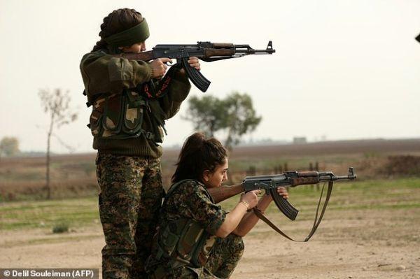 syriac women