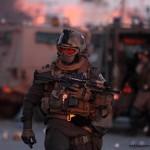 israeli-soldier-full-combat-gear
