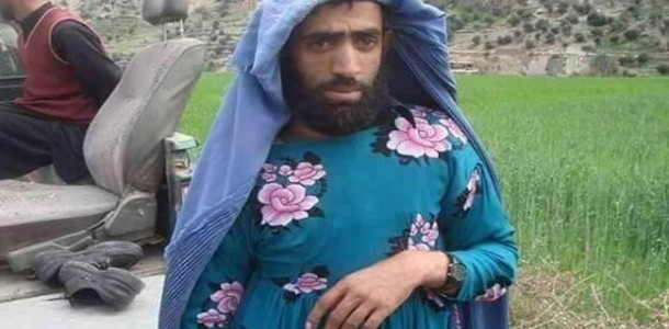 isis-shadow-governor-caught-in-womens-dress-in-afghanistan