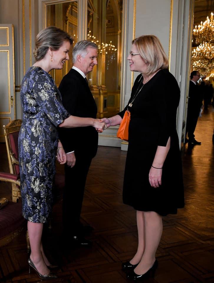 Femeie rusa Intalnire in Belgia
