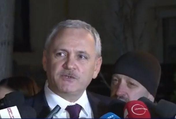 Liviu Dragnea versus Marian Ceausescu.